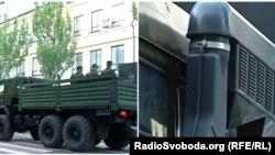 КамАЗ-5350 семейства «Мустанг» с модифицированной системой подачи воздуха