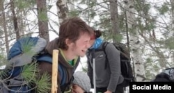 "Colin Madsen ""was a trusting person,"" one of the friends who was in the group of hikers told RFE/RL."