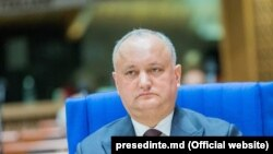 Președintele Republicii Moldova, Igor Dodon