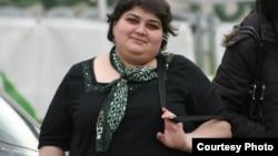 RFE/RL correspondent Khadija Ismayilova