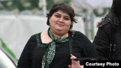 Araşdırmaçı jurnalist Xədicə İsmayılova