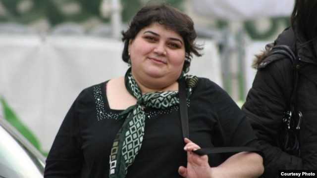 "Khadija Ismayilova: ""No matter what they pour on me, no matter what kind of disgusting measures they take against me, it doesn't stop me."""