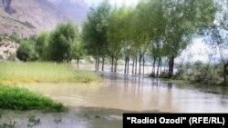Наводнение в Бадахшане, 2010 год