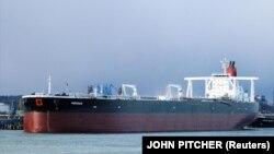 مِصدَر با پرچم لیبریا به مقصد بندری در عربستان در حرکت بوده است