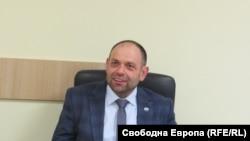 """Кметът на """"Лозенец"""" Константин Павлов"""