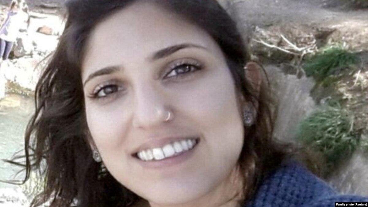 Помилованная Путиным израильтянка Наама Иссахар вышла на свободу