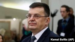 Kryeministri i Bosnje Hercegovinës, Zoran Tegeltija.