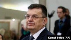 Zoran Tegeltija, noul premier de la Sarajevo. 5 decembrie 2019