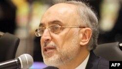 علی اکبر صالحی، وزیر خارجه ایران؛ مشخص نیست عمر دولت متبوع او به زمان برگزاری احتمالی کنفرانس صلح ژنو برسد