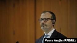 Šef Delegacije Evropske unije u Srbiji Sem Fabrici
