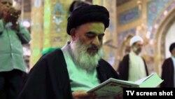 آیت الله سید صادق شیرازی