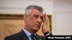 Hašim Tači, predsednik Kosova
