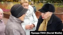 """За мной идут люди"". Тамара Манаева была в каждом районе Чувашии не менее 4-5 раз"