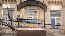 Киев в день выборов