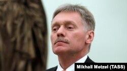 Zëdhënësi i Kremlinit, Dmitry Peskov