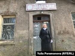 """Наталья Добровольская и ее """"заброшка"""""""
