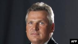 Колишній президент Польщі Александер Кваснєвський