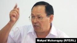 Жарылқап Қалыбай, журналист, баспагер. Алматы, 10 қыркүйек 2013 жыл