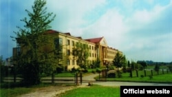 Школа №36 у Горадні з польскай мовай навучаньня