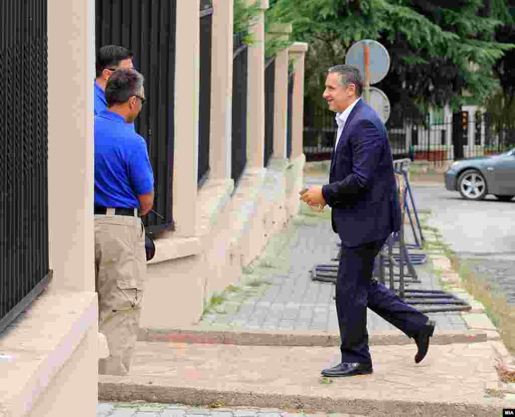 МАКЕДОНИЈА - Финансовата полиција до Основно јавно обвинителство Скопје поднела кривична пријава против поранешниот министер за здравство Никола Тодоров поради сомнение за несовесно работење во службата.