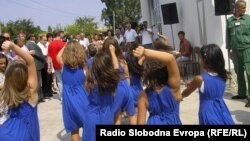 """Церемонија по повод отворањето на нови простории во училиштето """"Толи Зордумис"""""""
