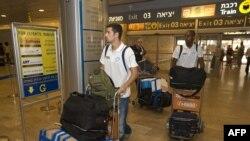 Израильский аэропорт Бен-Гурион. Иллюстративное фото