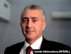Предприниматель Ахмед Алиев.