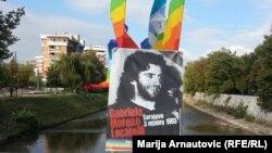 Sarajevo: Sjećanje na Gabrielea Morenoa