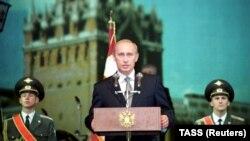 Что обычно Путин говорит после выборов президента