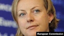 Офіційний представник Єврокомісії Марлене Гольцнер