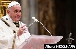 Papa Françesku - Vatikan