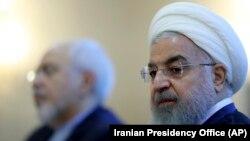 Eýranyň prezidenti Hassan Rohani