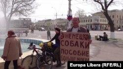 De 1 mai, la Tiraspol