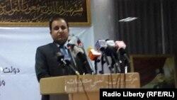 کمال سادات معین امور جوانان وزارت اطلاعات و فرهنگ افغانستان