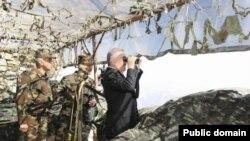 Նախիջևանի ինքնավար հանրապետության խորհրդարանի խոսնակ Վասիֆ Թալիբովը, արխիվ