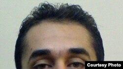 Iranian student activist Puyan Mahmudian