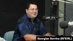 Главный редактор грузинского военно-аналитического журнала «Арсенали» Ираклий Аладашвили