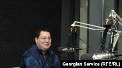 სამხედრო ჟურნალისტი ირაკლი ალადაშვილი