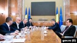 Premierul Ludovic Orban s-a întâlnit cu reprezentanții grefierilor