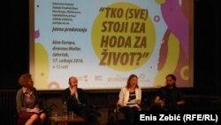 Panel o klerikalnim udrugama na Subversive festivalu u Zagrebu