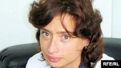 Главный редактор российского сайта NEWSru.com Елена Березницкая-Бруни (архивное фото)