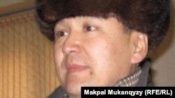 Әнші Рамазан Стамғазиев. Алматы, 8 ақпан 2012 жыл.