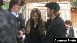 Angelina Jolie i Brad Pitt u posjeti BiH