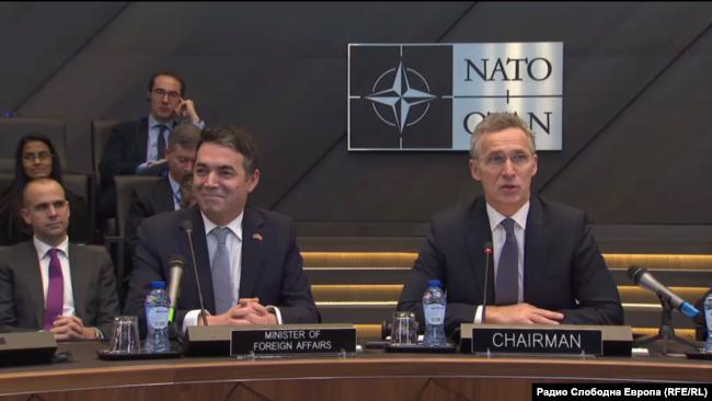 """Generalni sekretar Alijanse Jens Stoltenberg ocenio je da se radi o """"istorijskom trenutku"""""""