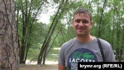 Вынужденный переселенец из Крыма Петро Буряк