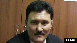 Болат Арынгазиев, участник Декабрьских событий 1986 года. Актобе,10 декабря 2009 года.