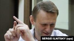 Алексей Навальный, ресейлік оппозицияшыл саясаткер.