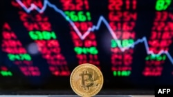The acceptance of cryptocurrencies and the partial anonymity they offer has helped fuel the growth of ransomware. (file photo)