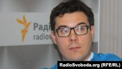 Руководитель проекта «Free Crimea» Тарас Березовец.