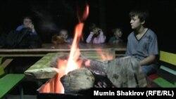 Мўмин Шокиров фильмидан олинган кадр.